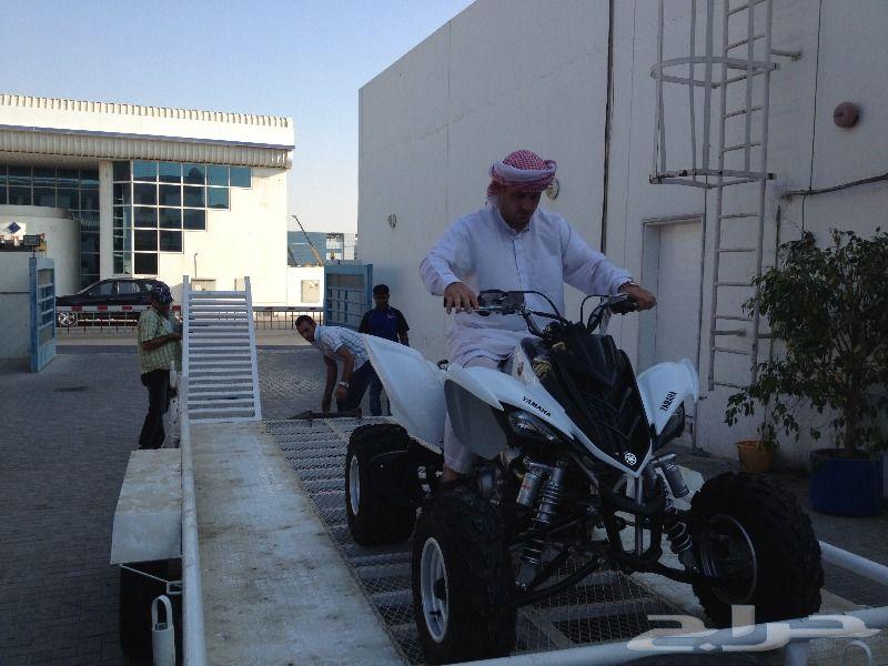 شحن و نقل اثاثات من دبي الي السعودية