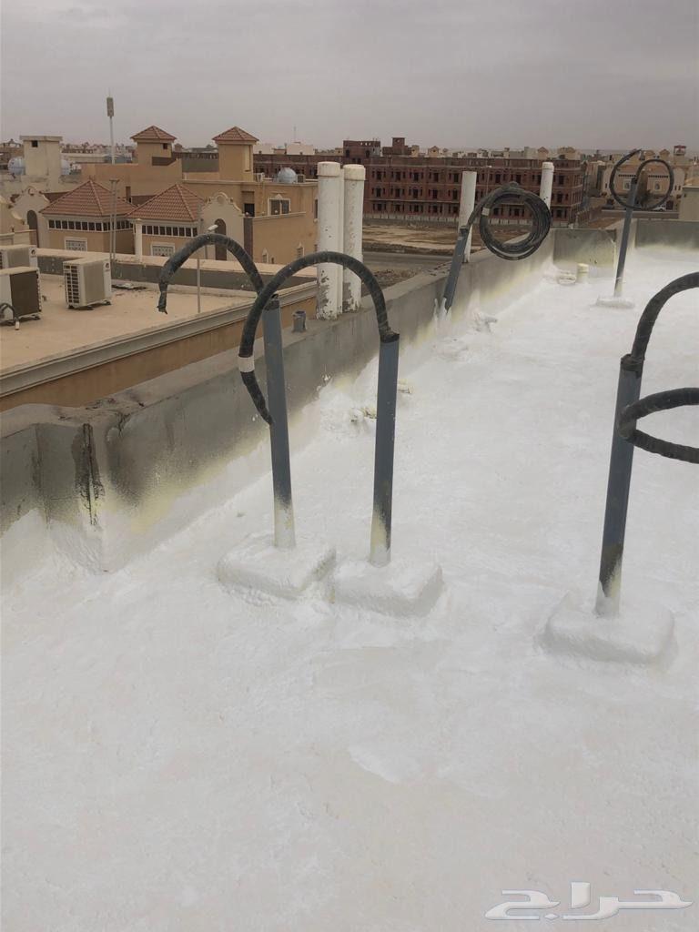 عزل الحراري الفوم للمباني