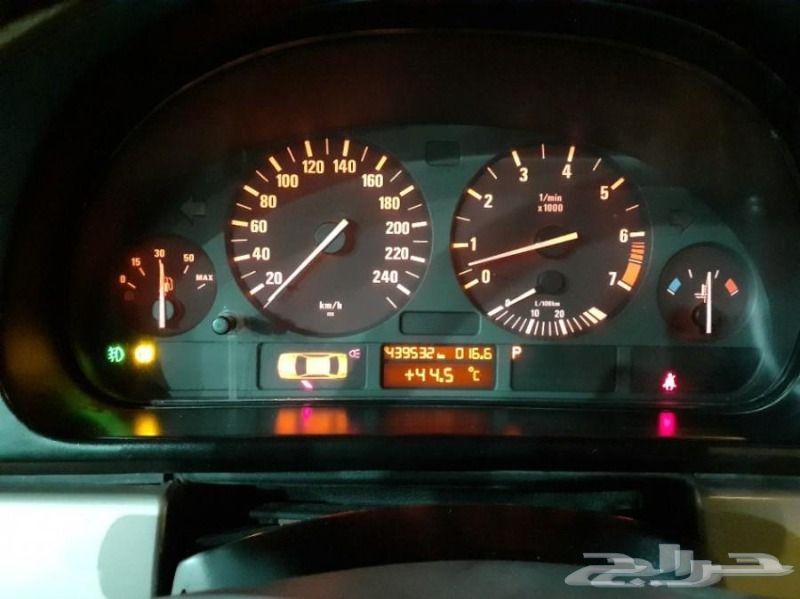 Bmw سياره بي ام 523. 6000 ريال