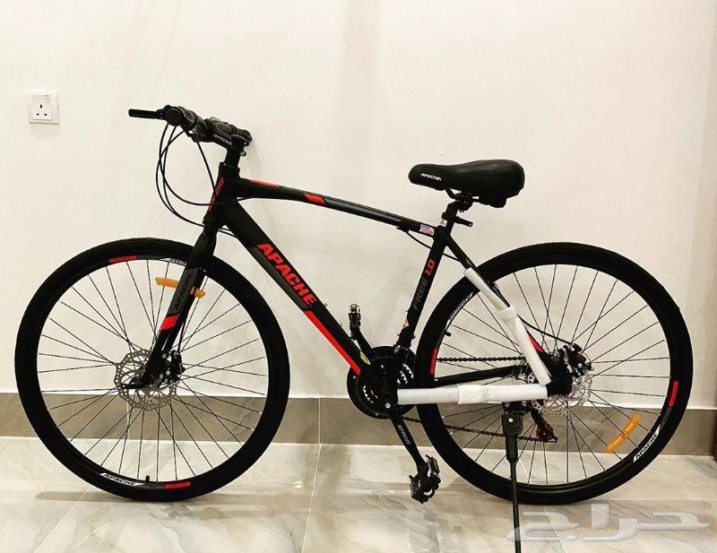 دراجة هوائية هجين