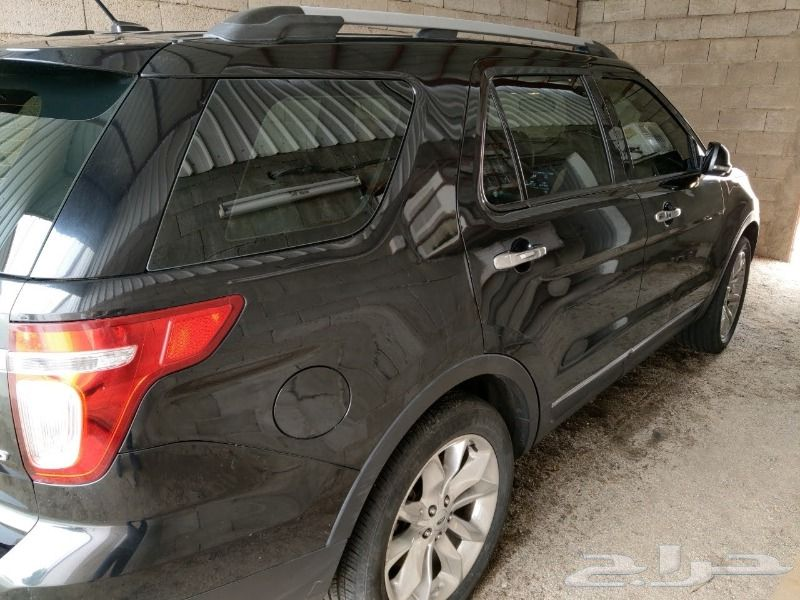 Ford explorer 2015 Limited للتنازل