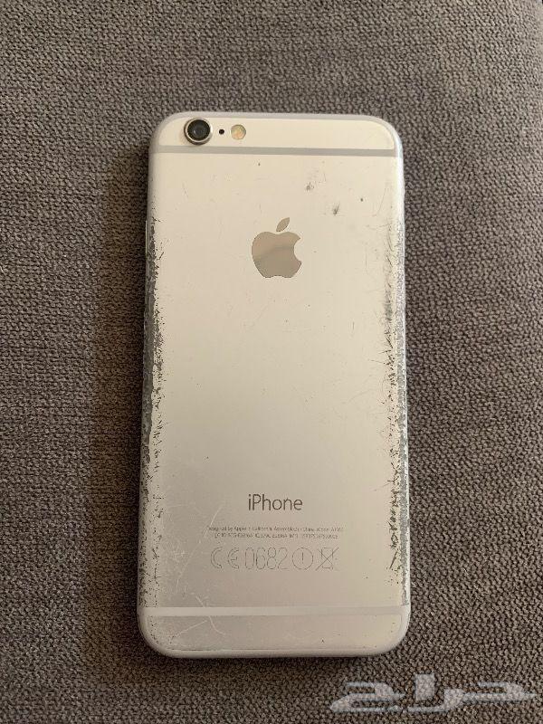 ايفون 6 العادي 16 جيجا للبيع
