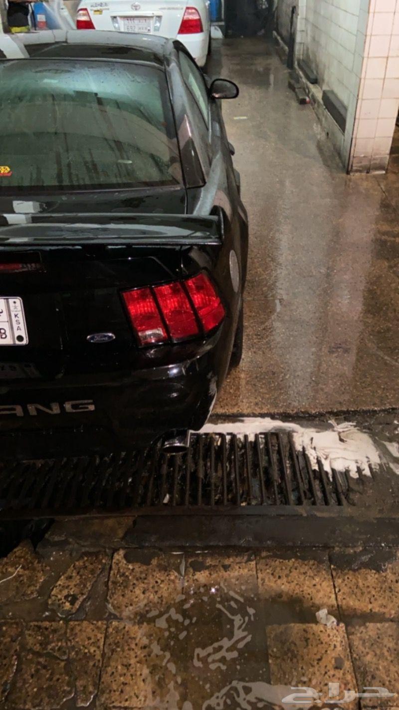 موستنج 2004 GT