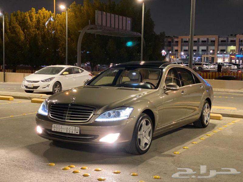 للبيع مرسيدس بنوراما 2008 حجم 600
