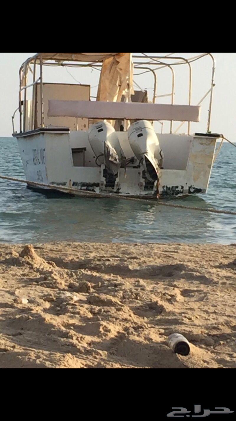 قارب للبيع المجيرمه