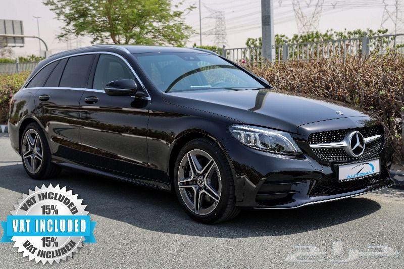 2020 Mercedes-Benz C 200 AMG Wagon GCC 0KM