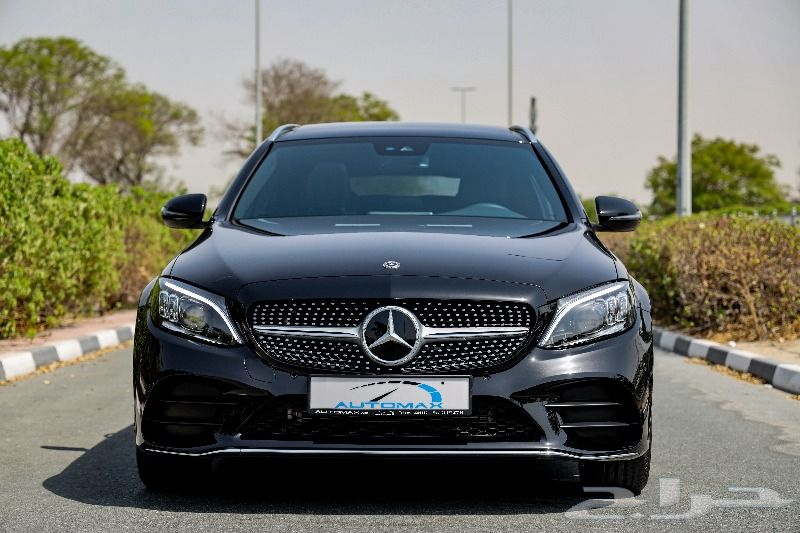 2020 Mercedes-Benz C 200 AMG Wagon GCC 0KM