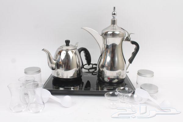دلة الخليج الكهربائية دلة القهوة وابريق الشاي