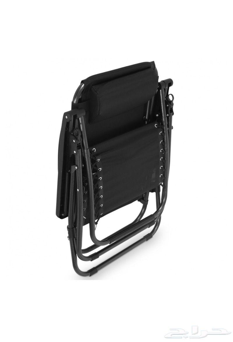 كرسي الإسترخاء - زيرو جرافيتي