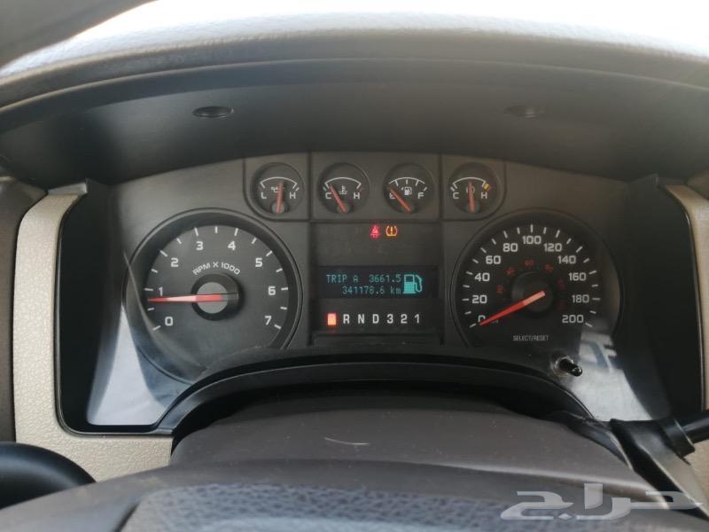فورد F150 أبيض شاصى طويل2010