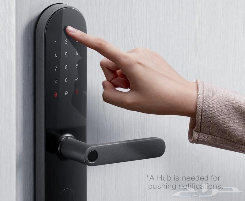 قفل الباب الذكي N100