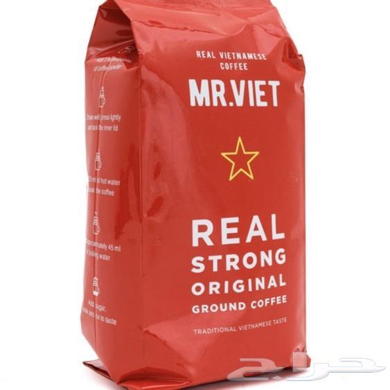 قهوة فيتنامية السيد فيت mr.viet