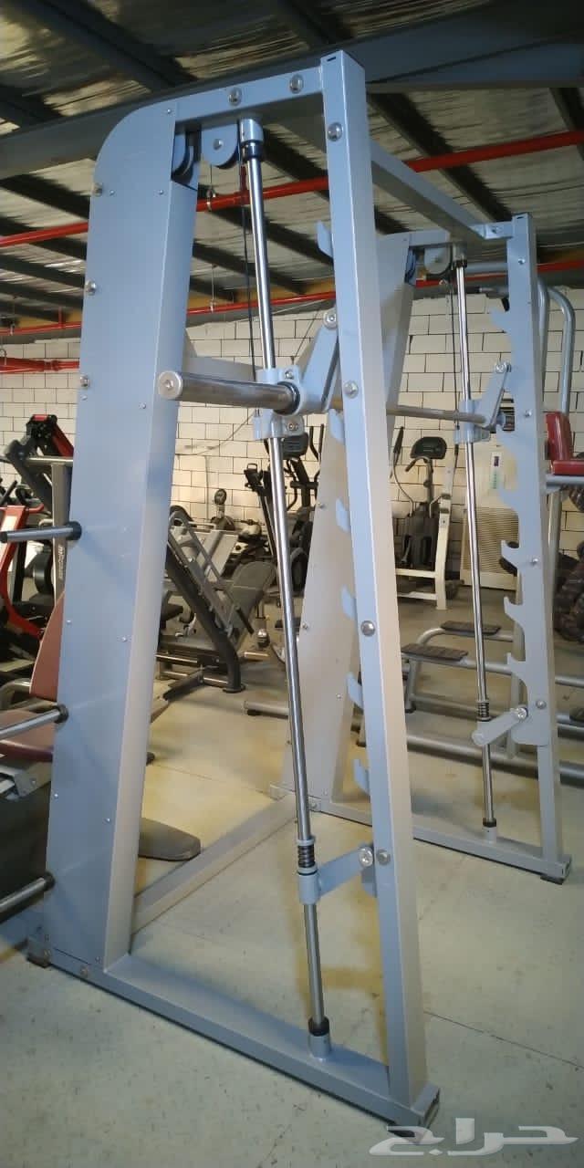 اجهزة رياضية تجهيزاندية رياضية كيبل كروس سميث
