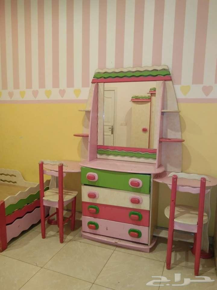 غرفة أطفال متكاملة