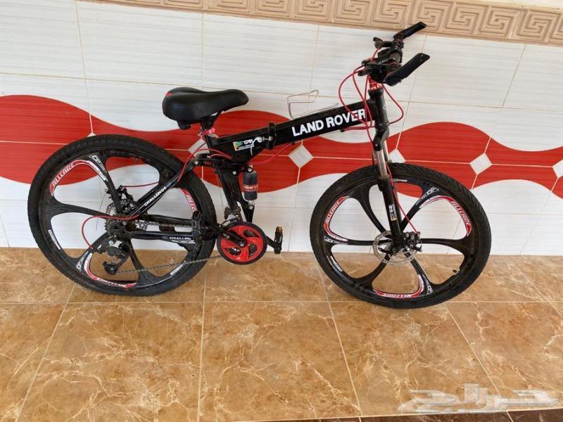 الحق دراجة هوائية