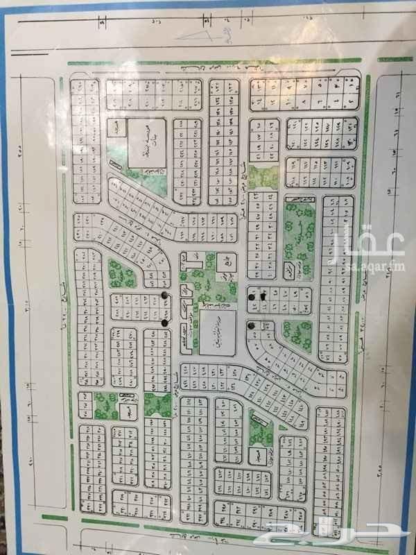 ارض للبيع في مخطط حي الساحل القادسيه