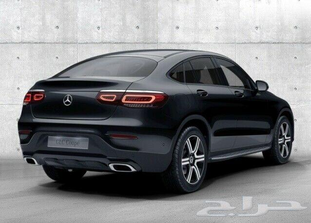2019 مرسيدس بنز GLC 200 COUPE
