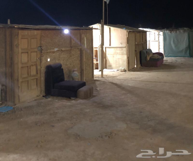 للايجار مخيم