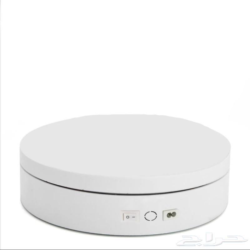 جهاز دوار للعرض المنتجات والسلع