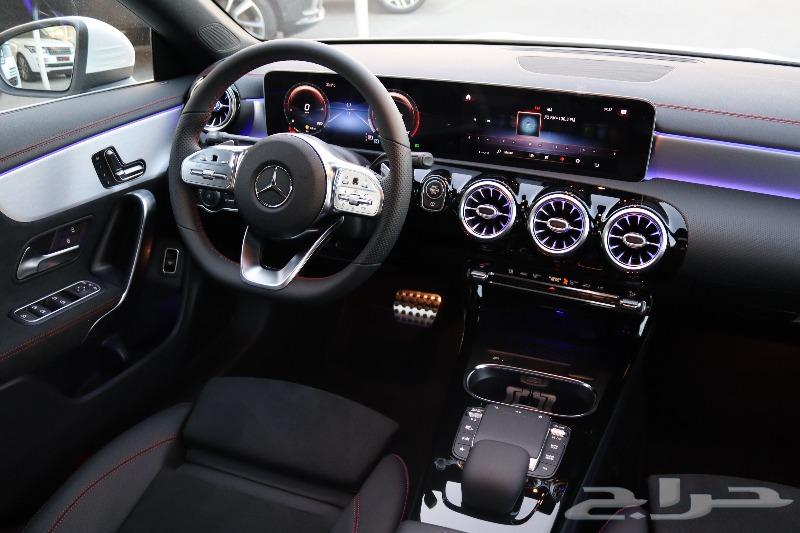 عرض خاص مرسيدس CLA200 AMG 2020 جديد أصفار