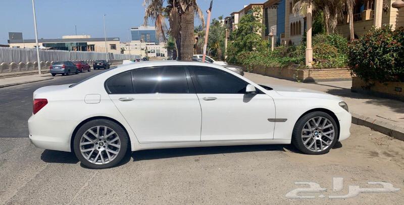 BMW فل كامل 740 مواصفات 760