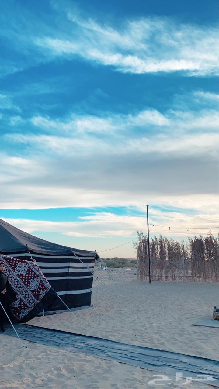 مخيم للايجار Winter camp