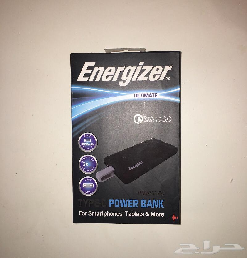 باور بانك 8000 انرجايزر Energizer Power Bank