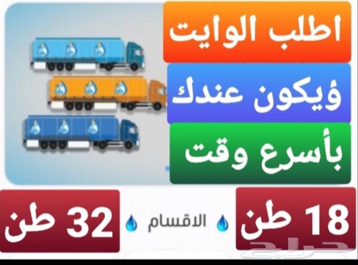 وايت ماء الرياض غرب وجنوب وشرق