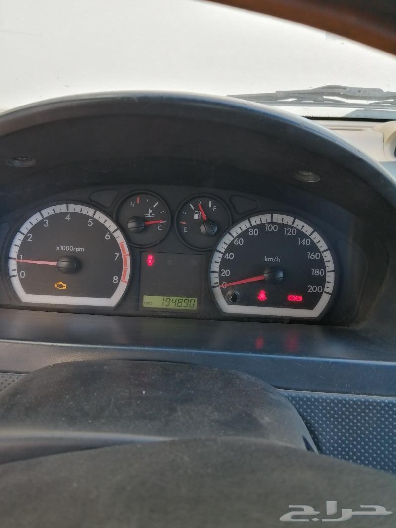 سيارة شيفروليه افيو 2011 مانوال نظيفة