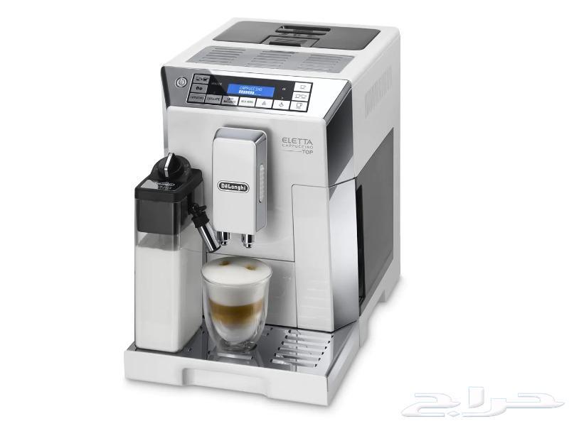 حراج الأجهزة   الة قهوه ديلونجي