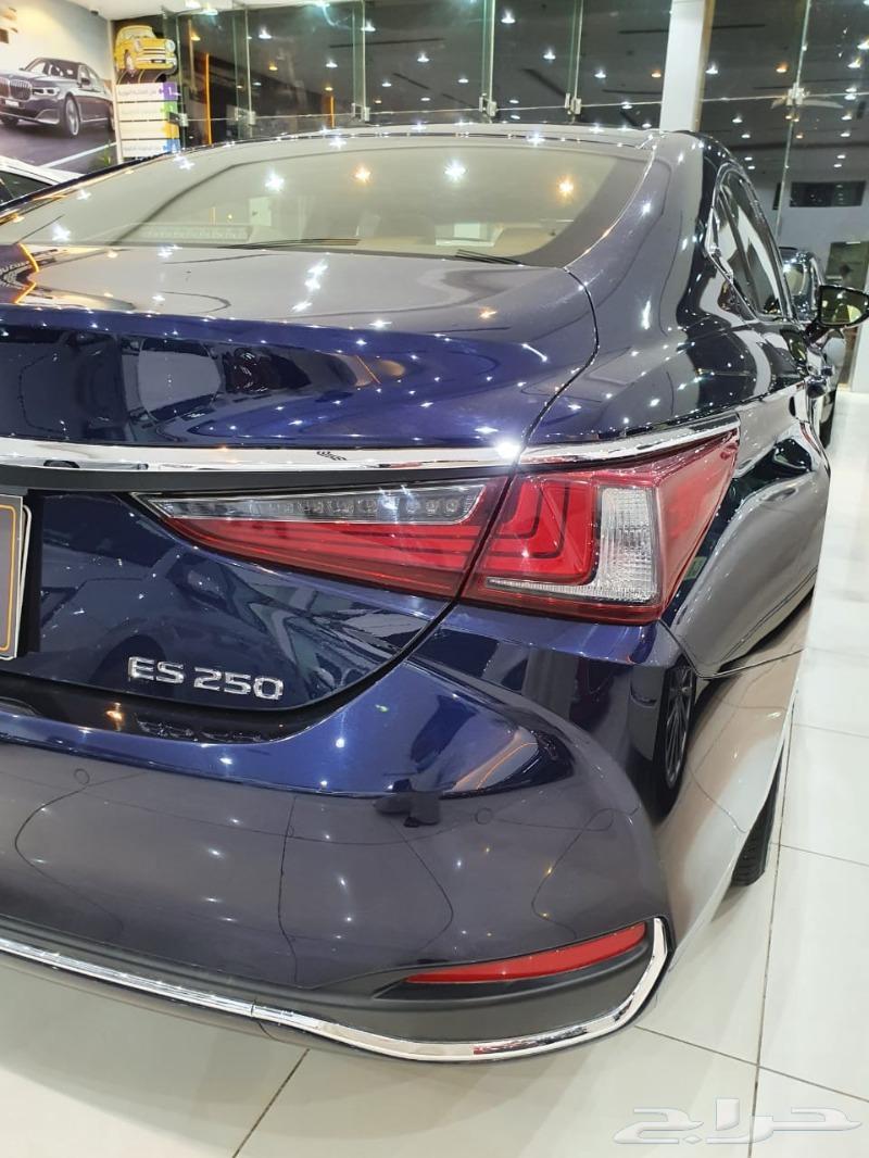 لكزس ES 250 موديل 2020