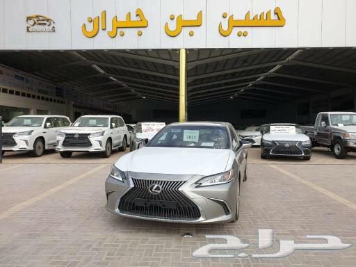 لكزس 2021 ب 156000 ES250 سعودي ضمان الوكيل