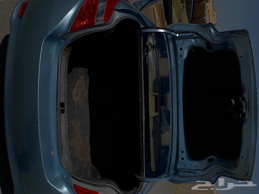 السيارة تويوتا - يارس الموديل2015 حالة السي